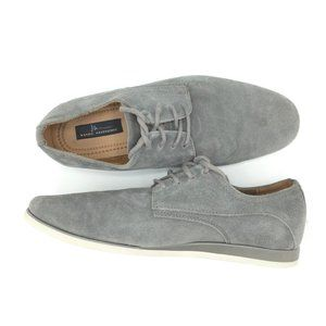 MEN'S Marc Anthony Gray Suede Shoes SIZE 8M